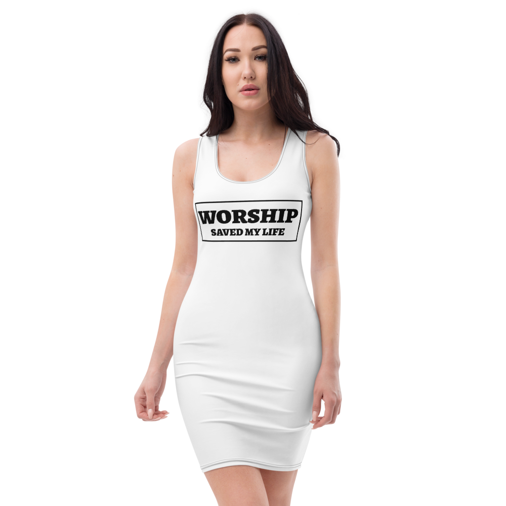 Saved my LIFE Sublimation Cut & Sew Dress