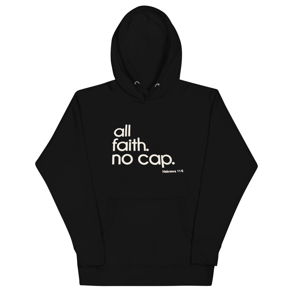 All faith Unisex Hoodie