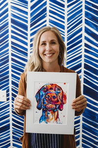 Freestyle Pet Painting Workshop (Saturday, January 11th) - Shaunna Russell