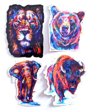 Load image into Gallery viewer, Wild Sticker Pack - Shaunna Russell