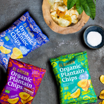 Snack-Love: Aktionsbox el origen Bio Chips  (9 Tüten)