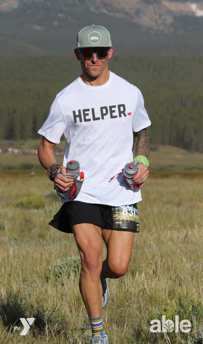 BE A HELPER - WH(Y) I RUN FOR GOOD