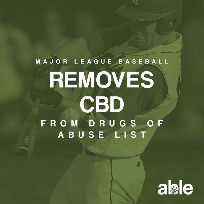 CBD INDUSTRY HOME RUN