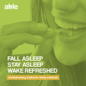 ABLE CBD SLEEP STRIP COMPLEX - 10 strips