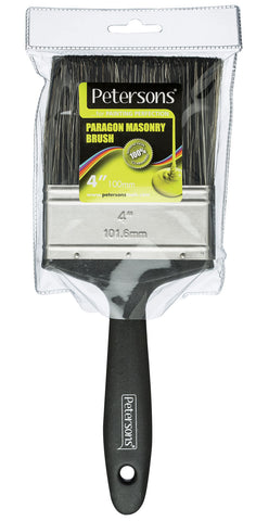 Petersons Paragon Masonry Brush 4 inch