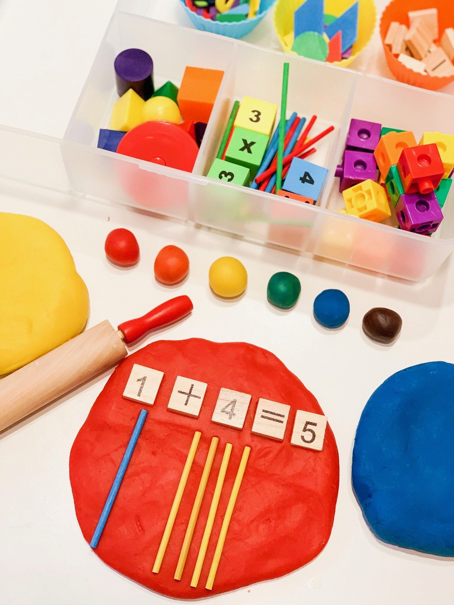 Early Learning Kit Sensory Kit Young, Wild & Friedman