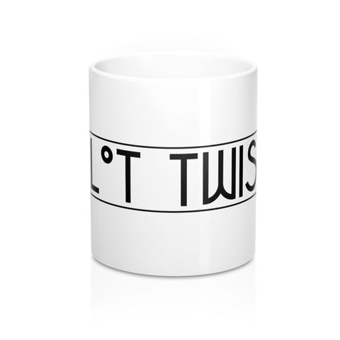 """Plot Twist"" Mugs"