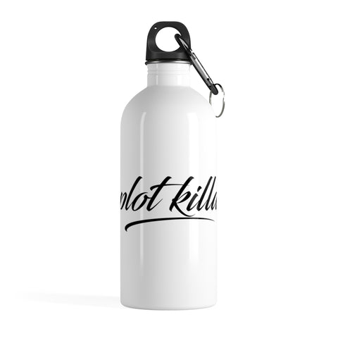 """Plot Killa"" Stainless Steel Water Bottle"