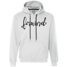 "Load image into Gallery viewer, ""Forward""Gildan Heavyweight Pullover Fleece Sweatshirt"