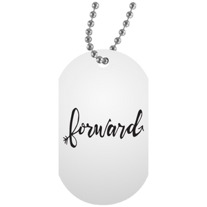UN5588 White Dog Tag