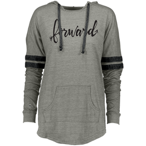 """Forward""Holloway Ladies Hooded Low Key Pullover"