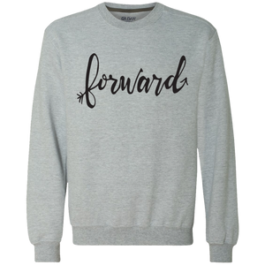 """Forward""Gildan Heavyweight Crewneck Sweatshirt 9 oz."