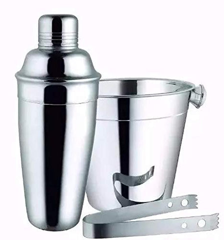 Kit Drink Coquetel Bar para Drinks Inox