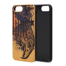 Wooden iPhone Case, Hand-Made Design