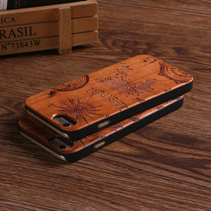 side image of Adventure Wood Case