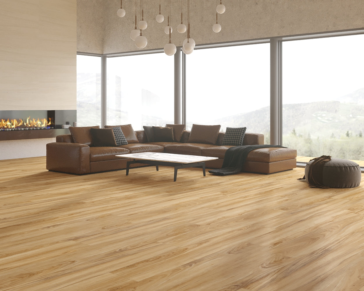 Reaction Luxury Vinyl Plank
