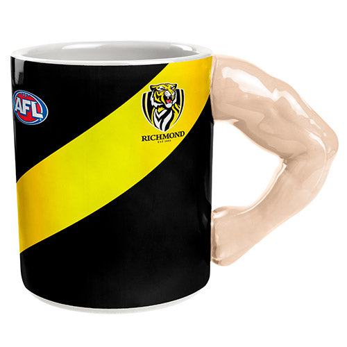 Richmond Tigers Moulded Muscle Mug