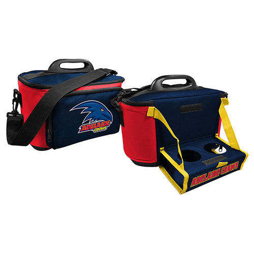 Adelaide Crows Cooler Bag With Tray