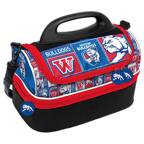 Western Bulldogs Dome Cooler Bag
