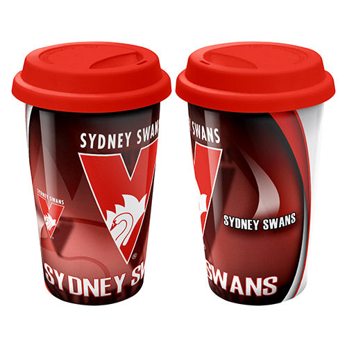 Sydney Swans Ceramic Travel Mug