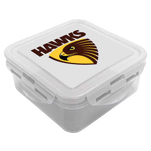 Hawthorn Hawks Snack Container