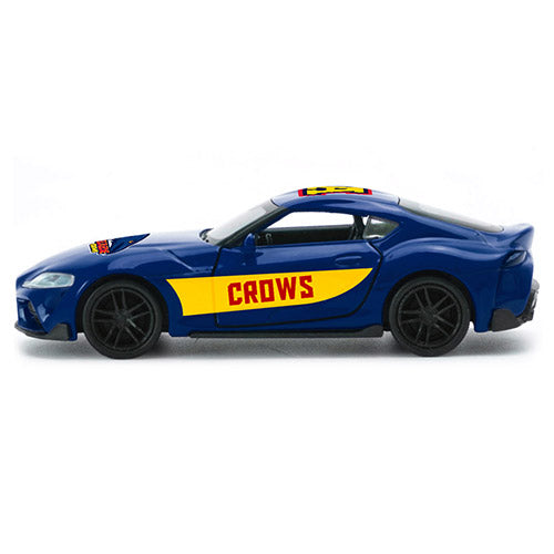 Adelaide Crows Toyota Supra Model Car