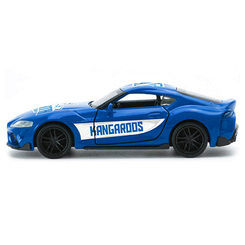 North Melbourne Kangaroos Toyota Supra Model Car