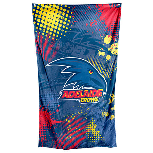 Adelaide Crows Cape/Wall Flag