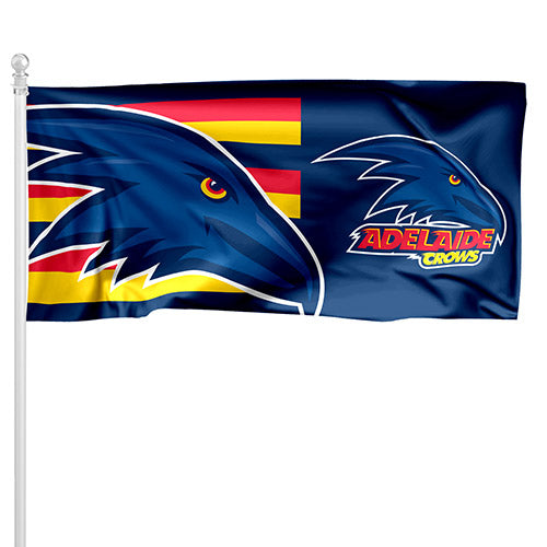 Adelaide Crows Pole Flag