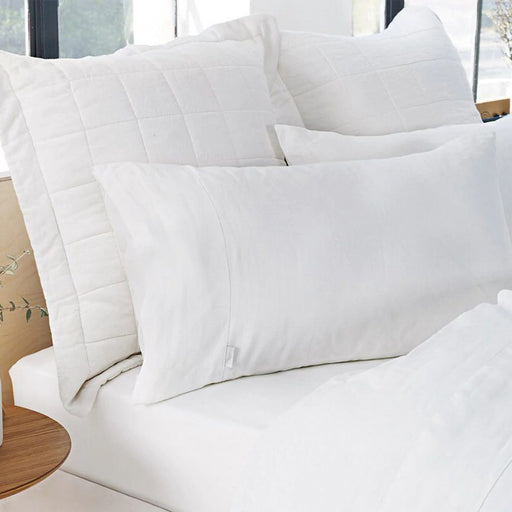 Sheridan Abbotson Linen Pillowcase Pair