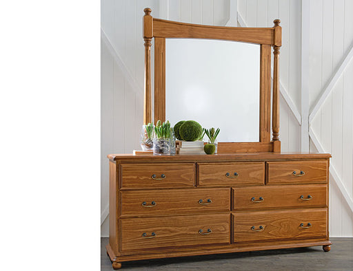Adelaide 7 Drawer Dresser by Flamingo