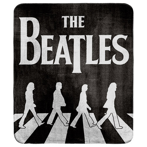 The Beatles Polar Fleece Throw