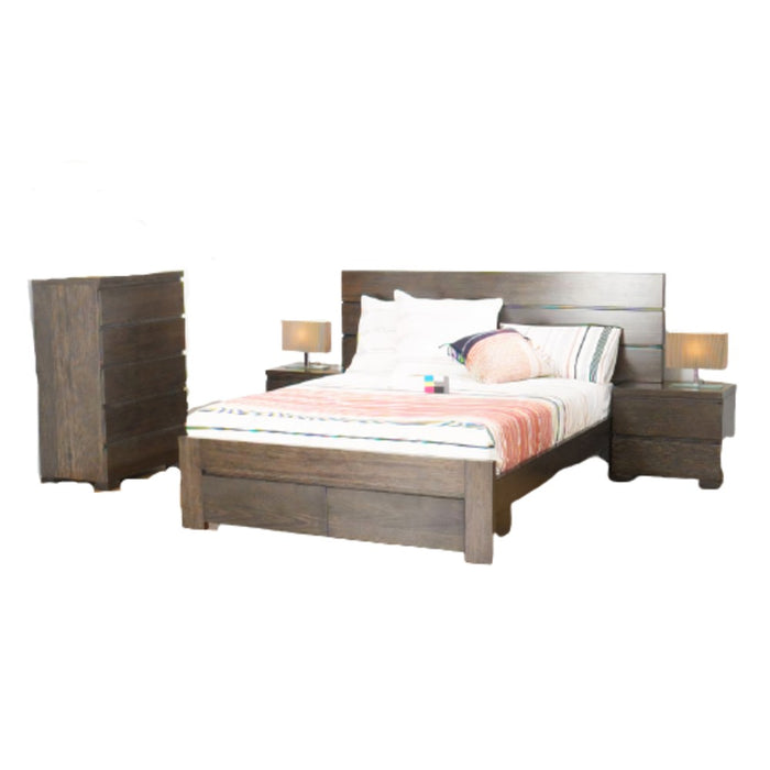 Benson Timber Bed