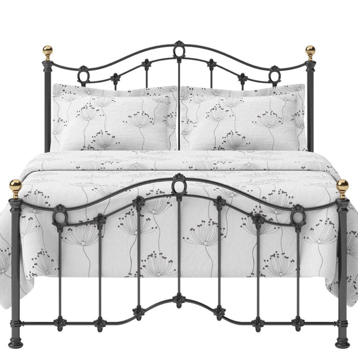 Clareville Cast Bed - Low Foot