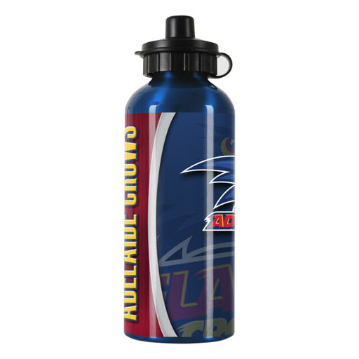 Adelaide Crows Aluminium Drink Bottle