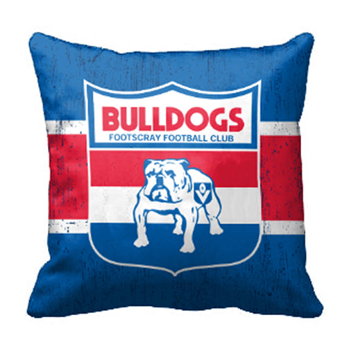 Western Bulldogs Cushion