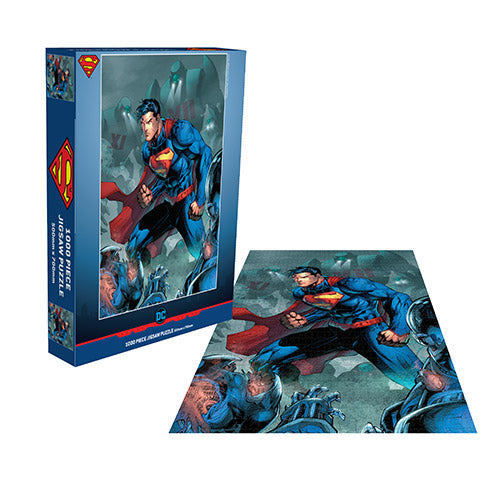 Superman 1000 Piece Puzzle