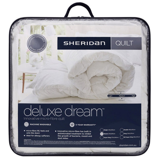 Sheridan Deluxe Dream® Quilt