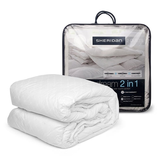 Sheridan Deluxe Dream® 2 In 1 Quilt