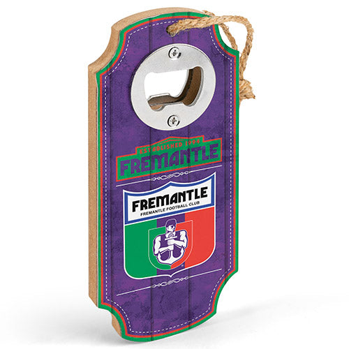 Fremantle Dockers Heritage Bottle Opener