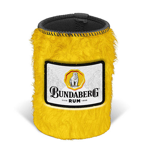 Bundaberg Rum Yellow Furry Can Cooler
