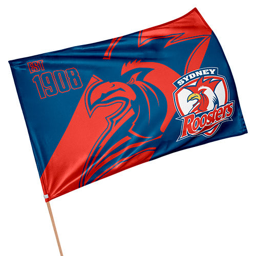 Sydney Roosters Game Day Flag