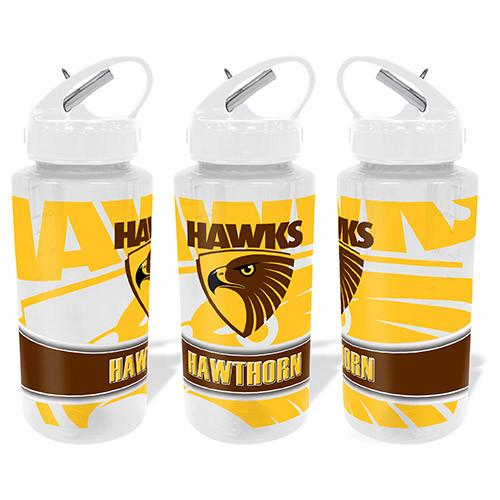 Hawthorn Hawks Tritan Drink Bottle