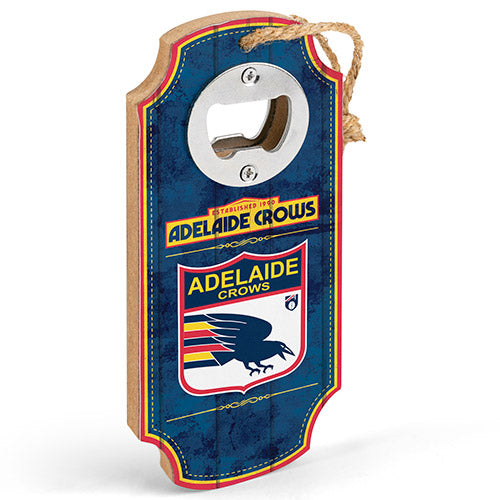 Adelaide Crows Heritage Bottle Opener