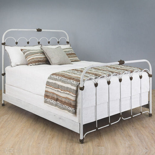 Hillsboro Cast Bed