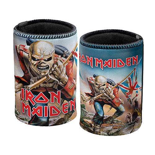 Iron Maiden Trooper Can Cooler