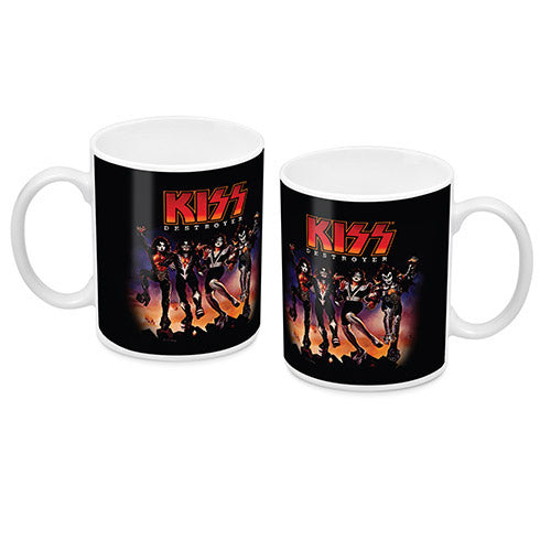 KISS Destroyer Mug
