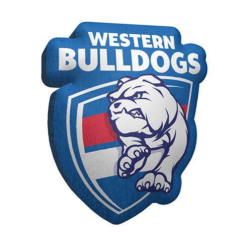 Western Bulldogs Logo Cushion