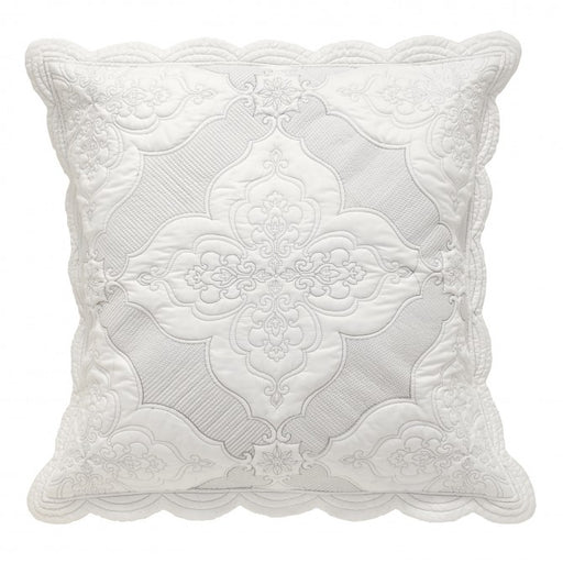 Madison European Pillowcase White