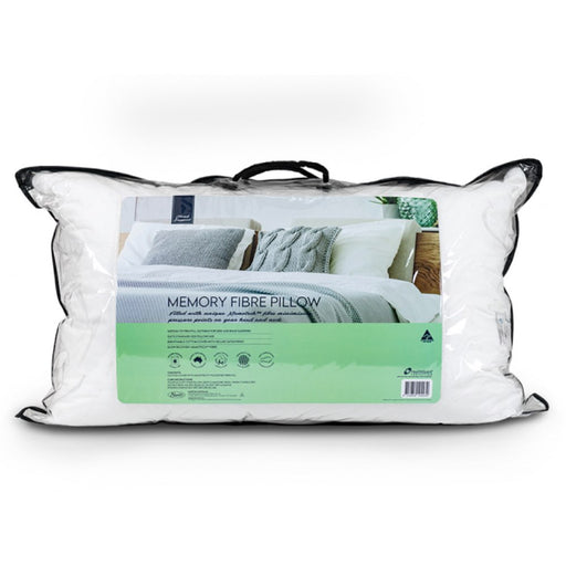 Easyrest Cloud Support Memory Fibre Pillow